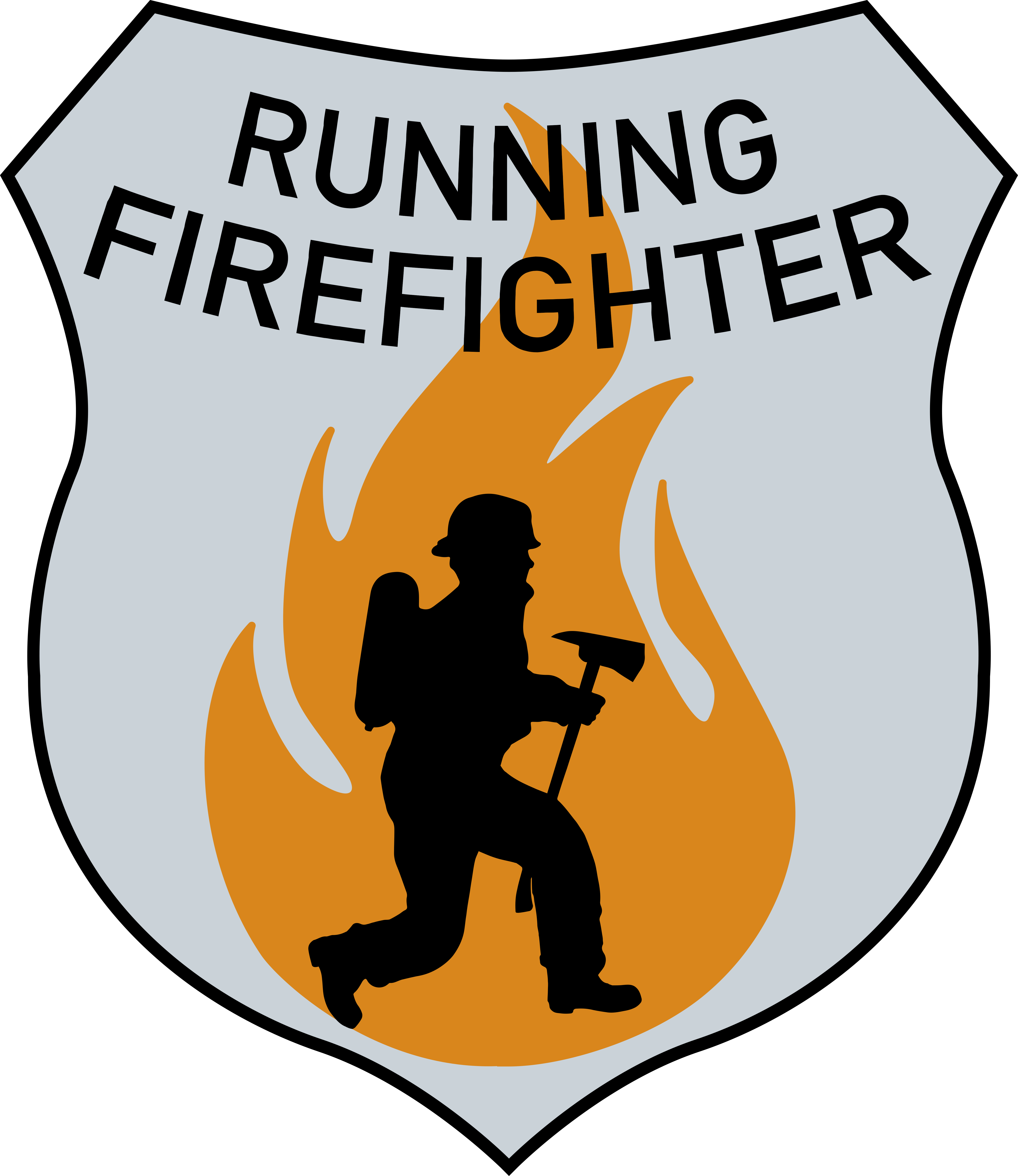 Running Firefighter